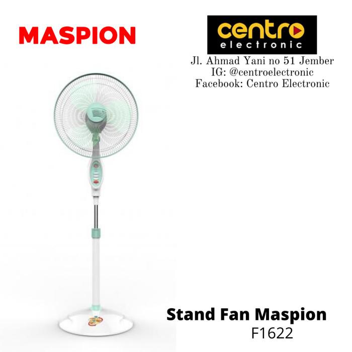 Jual Kipas Maspion Stand Fan F1622 - Kab  Jember