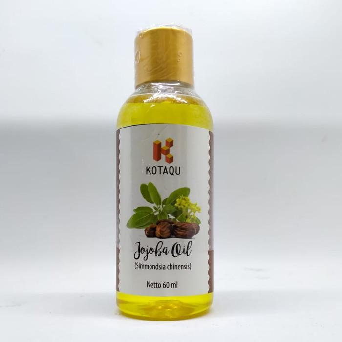 Foto Produk Golden Jojoba Oil 60ml dari Kantin Organik