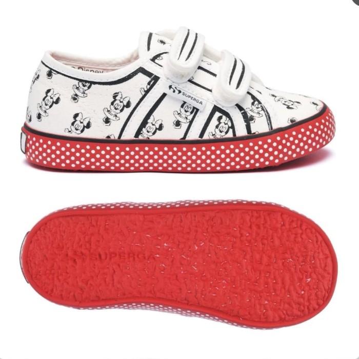 Jual Superga Kids Shoes x Disney Minnie