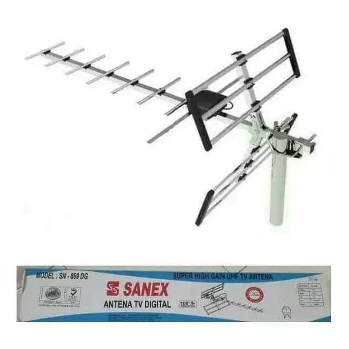 Foto Produk ANTENA LUAR TV DIGITAL SANEX SN-889 DG ORIGINAL dari Official Bracket Store