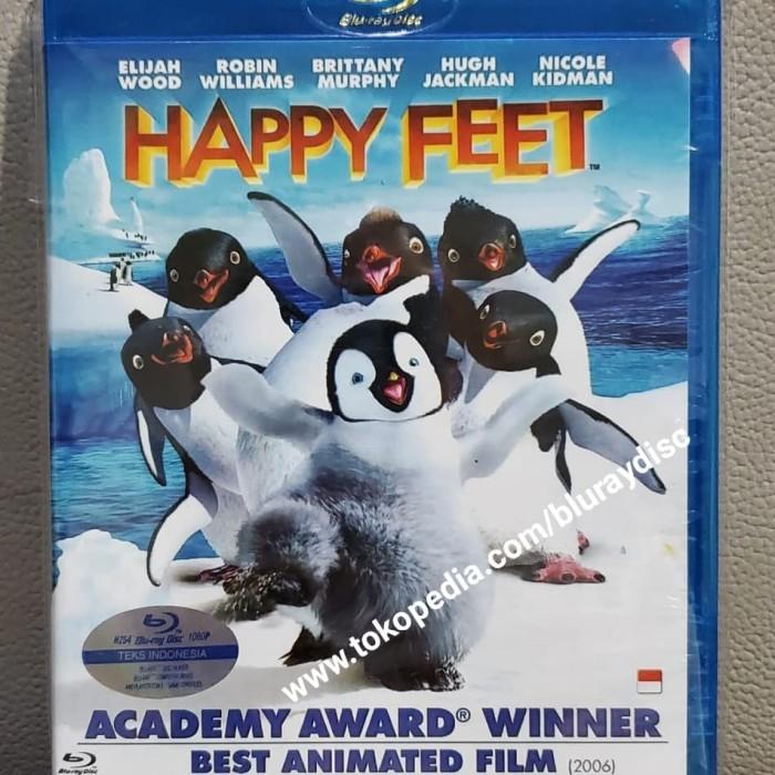 Jual Film Bluray Happy Feet 2006 Jakarta Pusat Bluray Disc Tokopedia