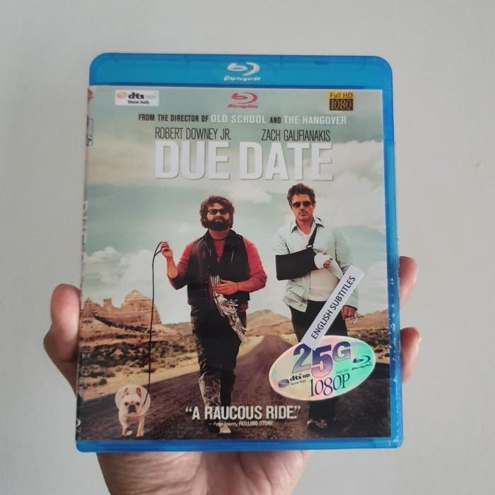 Jual Bluray Copy Ori Film Due Date 2010 Kaset Blu Ray Used Kab Bandung Barat Anmas Collection Tokopedia