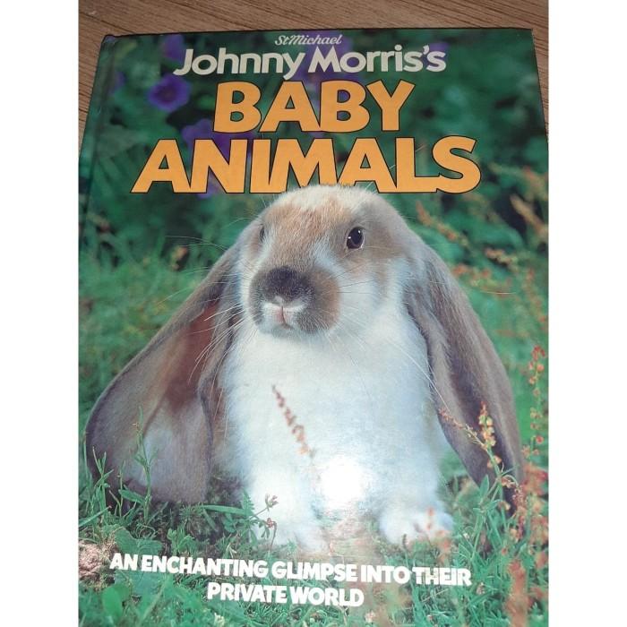 Jual Buku Johnny Morris S Baby Animals Kab Tangerang Thrift Store Jkt Tokopedia
