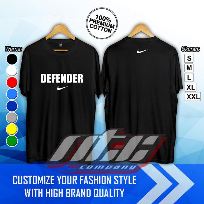 Rizo Crudo Mono  Jual T-Shirt Kaos Baju Bola Futsal Defender Nike Kaos Sport Terbaru -  Putih, XL - Kota Banjar - Natasya - Olshop | NTC | Tokopedia