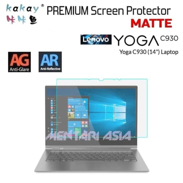 Jual Tekno Screen Protector Lenovo Yoga C930 14 Kakay Premum Full Screen Jakarta Pusat Tekno Pedia Tokopedia
