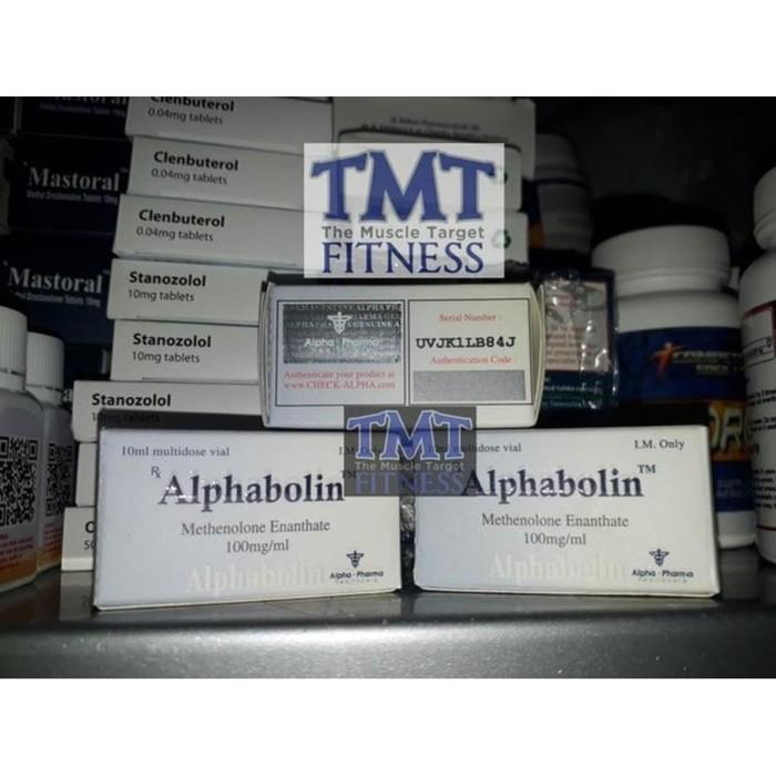 Alphabolin 100 mg youth