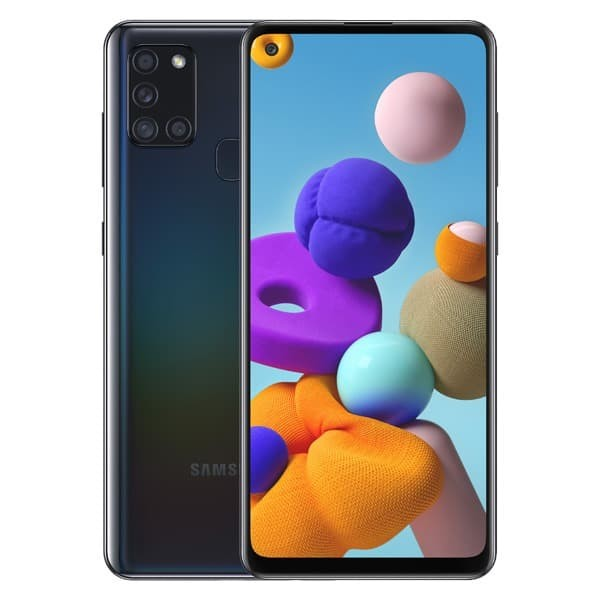 Foto Produk Samsung Galaxy A21s 3/32GB A217F Black dari Samsung Mobile Indonesia