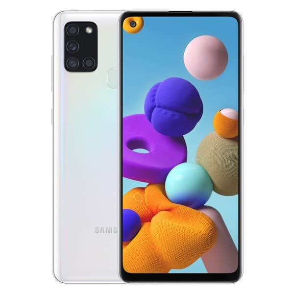 Foto Produk Samsung Galaxy A21s 6/64GB A217F White dari Samsung Mobile Indonesia