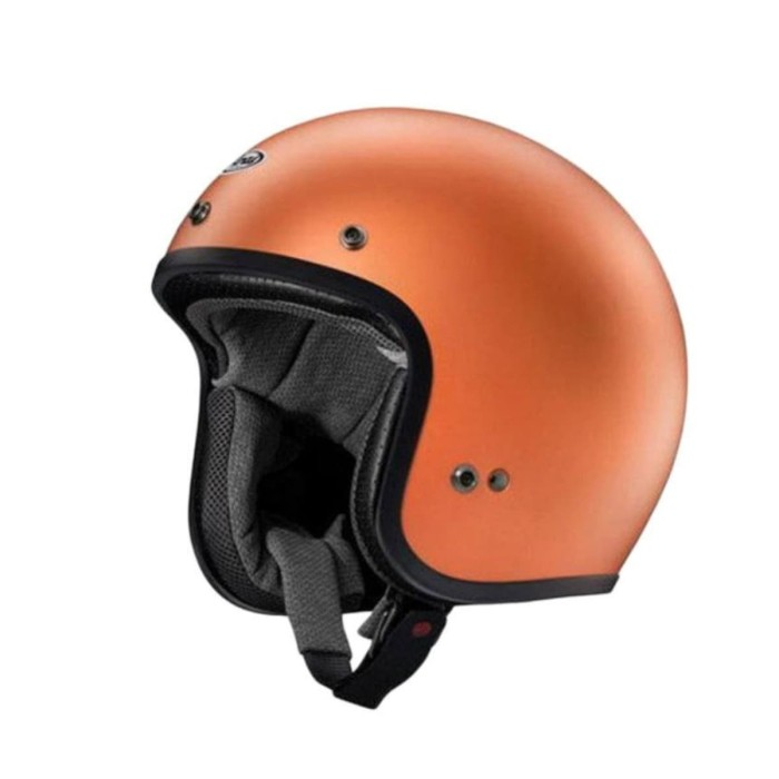 Foto Produk Arai SNI Classic Mod Helm Half Face - Dusk Orange - M dari Arai Indonesia