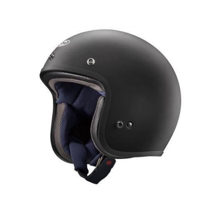 Foto Produk Arai SNI Classic Mod Helm Half Face - Rubber Black - XL dari Arai Indonesia