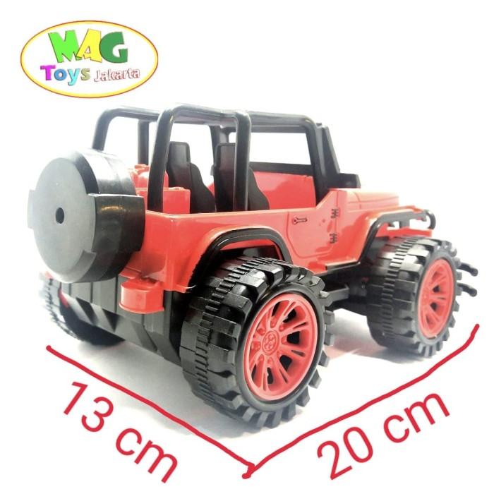 Foto Produk mobil remote Jeep sport dari MAG TOYS