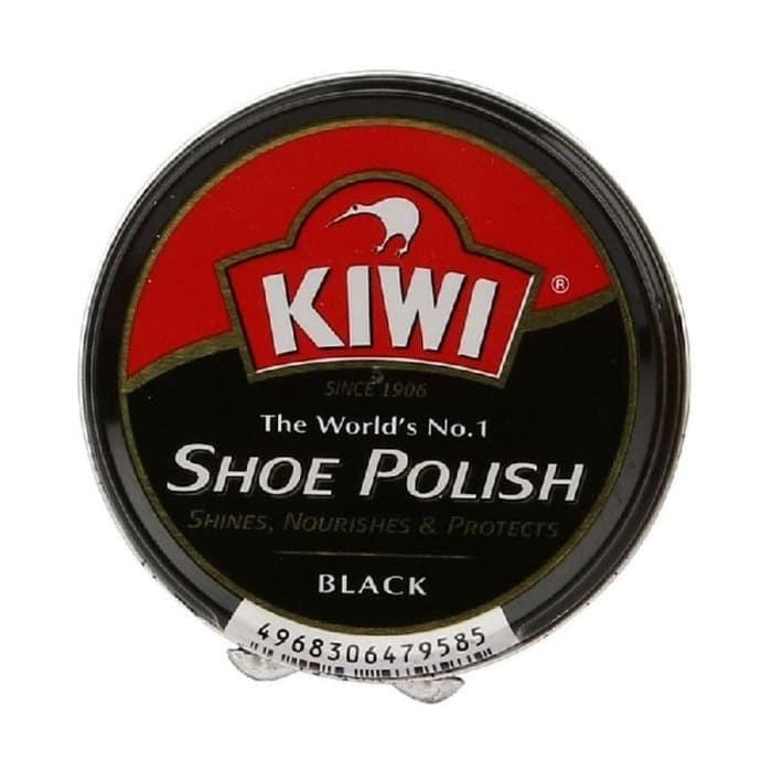 Foto Produk KIWI PASTE SHOE POLISH BLACK 45ML dari Sahaja Swalayan