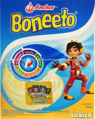 Foto Produk BARU Boneeto Anchor Susu Boneto Vanilla Vanila Bubuk 700gr dari iruel_shop