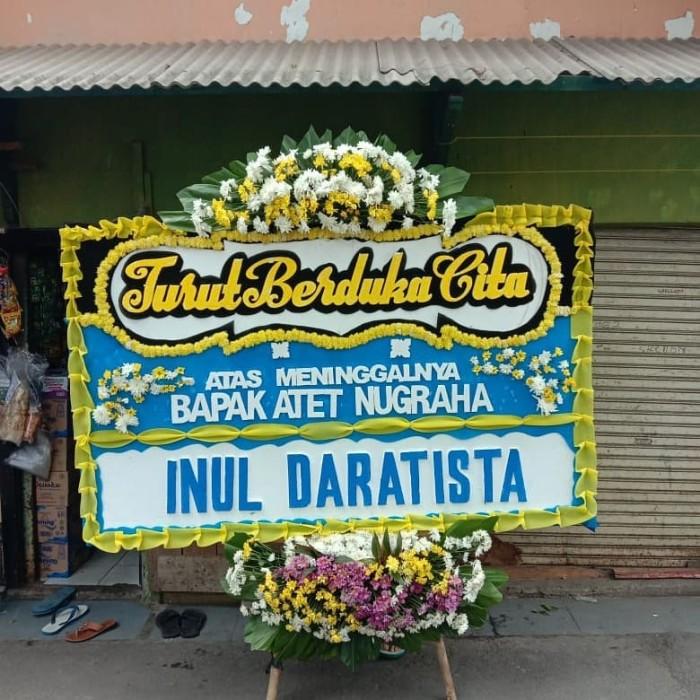 Jual Karangan Bunga Ucapan Ulang Tahun Perusahaan Jakarta Barat Golddiamond Tokopedia