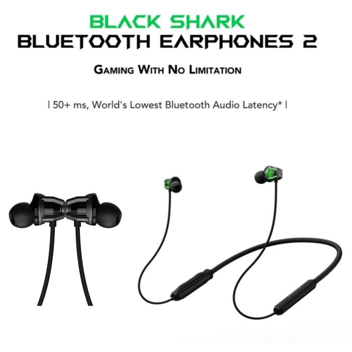 Jual Black Shark Bluetooth Earphones 2 Ophidian Gaming Earphone Blackshark Jakarta Selatan B2b Mobile Tokopedia