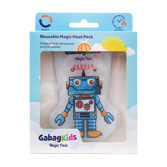 Foto Produk Gabag - Magic Pack Robot / Hot Gel / Hot Pack dari GabaG Indonesia
