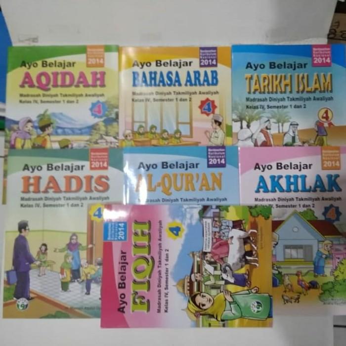 download materi pelajaran madrasah diniyah awaliyah