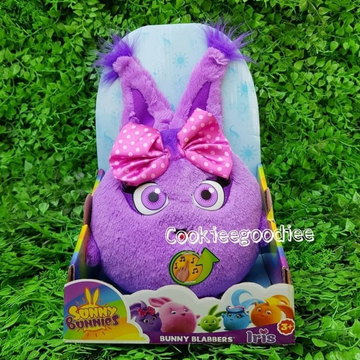 Jual Sunny Bunnies Bunny Blabbers Iris Toy Kota Medan Cookieegoodiee Tokopedia