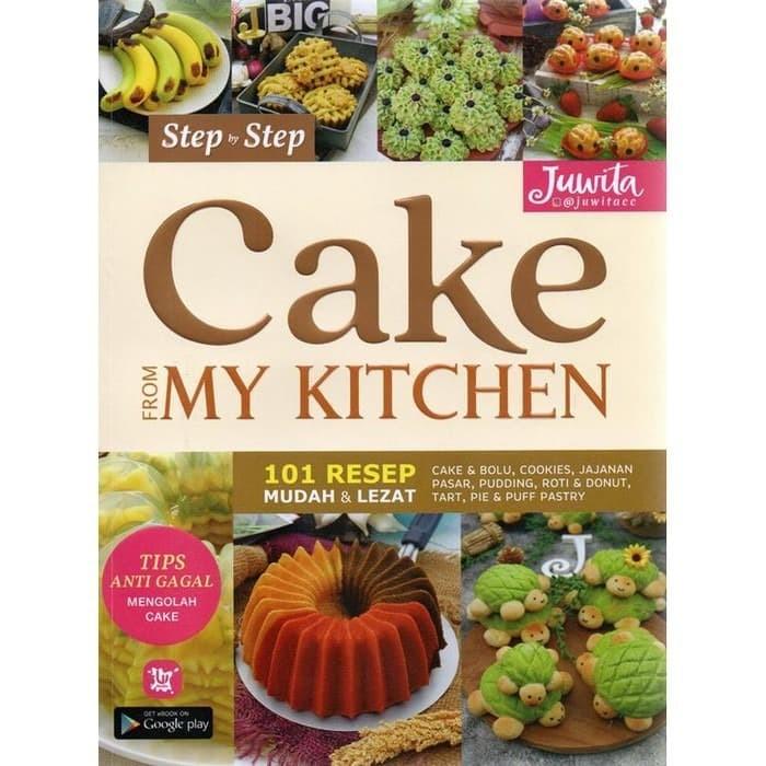 Foto Produk Cake From My Kitchen - Juwita - Wahyu Media dari Republik Fiksi