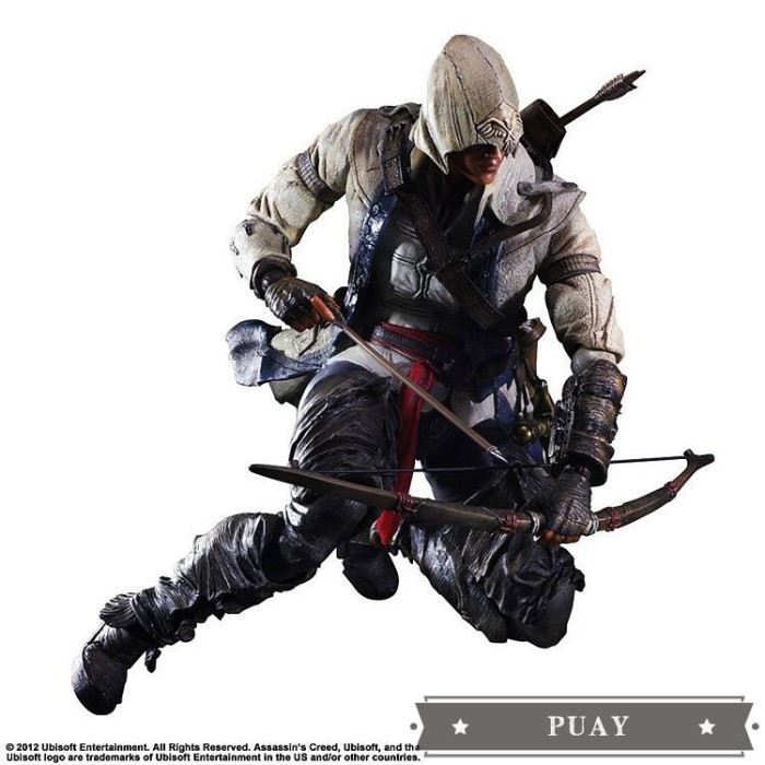 Jual Sale Dan Pa Changes Playarts Change Assassins Creed 3 Connor