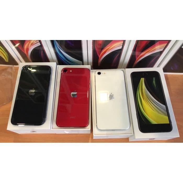 Foto Produk NEW Apple iPhone SE 2 2020 128 GB Garansi International 1 Tahun dari cellularline168