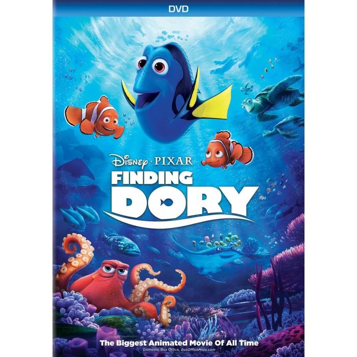 Jual Dvd Kartun Finding Dory 2016 Disney Kab Bandung Gunadi S Tokopedia