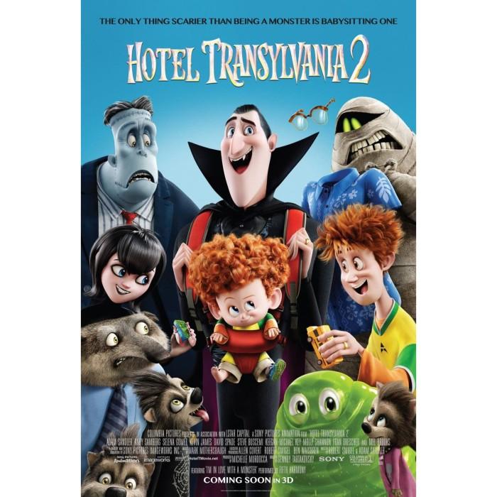 Jual Dvd Kartun Hotel Transylvania 2 2015 Kab Bandung Gunadi S Tokopedia