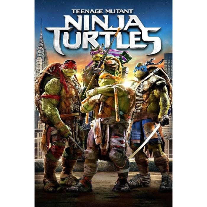 Jual Dvd Film Teenage Mutant Ninja Turtles 2014 Superhero Kab Bandung Gunadi S Tokopedia