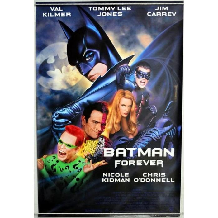 Jual Dvd Film Batman Forever 1995 Dc Superhero Kab Bandung Gunadi S Tokopedia
