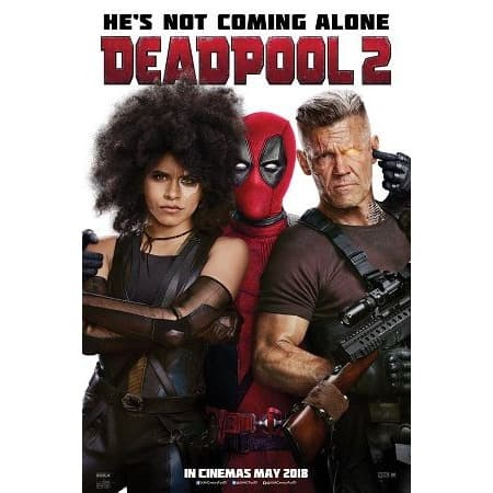 Jual Dvd Film Deadpool 2 2018 Dc Superhero Kab Bandung Gunadi S Tokopedia