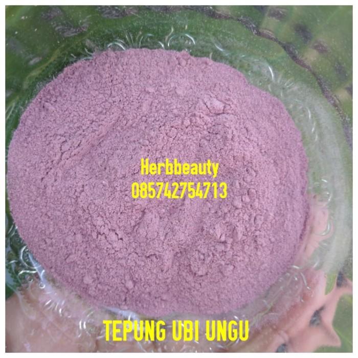Foto Produk Tepung Ubi Ungu / Purple Sweet Potato Powder 1 kg dari herbbeauty