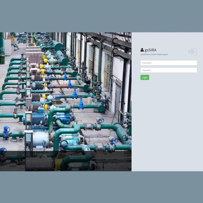 Foto Produk Gosoftware Sistem Rekening Air dari Go Software Media