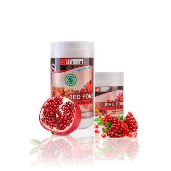 Jual Cultusia Creambath Red Pomegranate 500 Ml Jakarta Timur Taskamala S Tokopedia