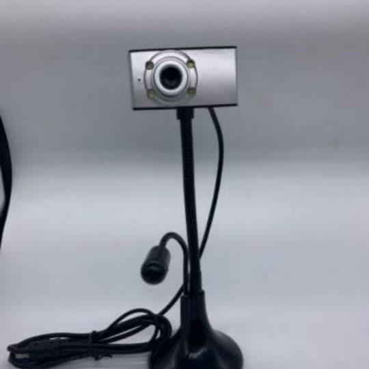 Foto Produk Webcam + mic / web camera + mic/ usb digital PC - Camera Silver dari allstore360