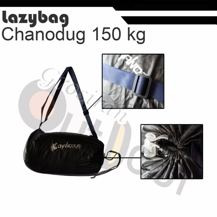 Foto Produk lazy bag / lazybag / air sofa bed / laybag / lay bag dari grosiran-outdoor