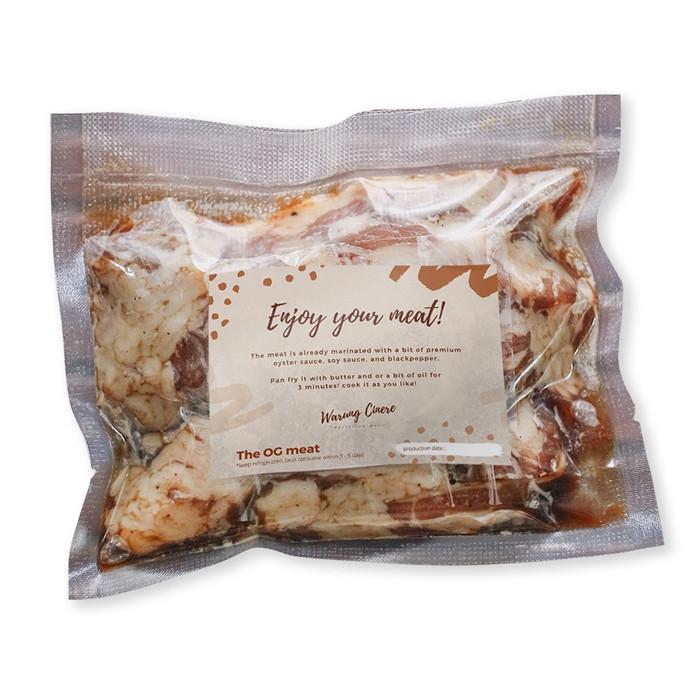 Foto Produk Homemade marinated meat 250 gram ( Daging Marinasi ) dari warungcinere