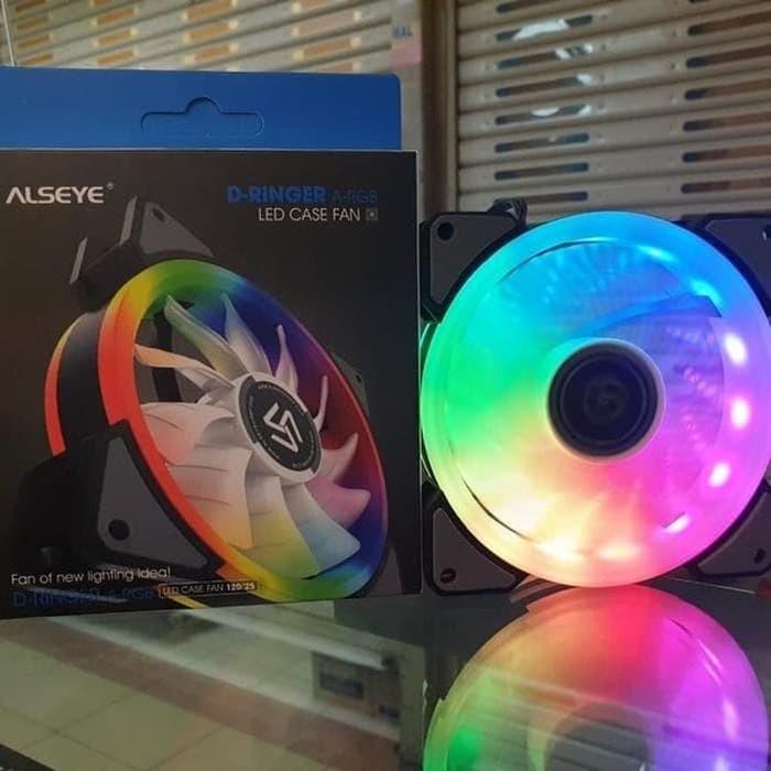 Foto Produk Dijual Alseye D-Ringer Fan Casing 12 Cm Auto Rainbow Murah dari Lalasashop84
