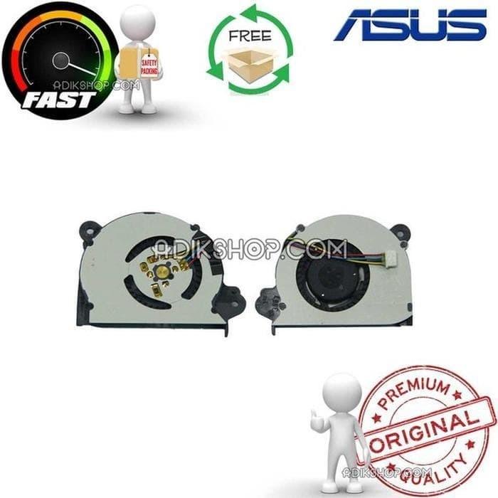 Foto Produk Dijual Fan Laptop ASUS X201 X201E X201EV X202EV Q200E Original dari Runakoshop103