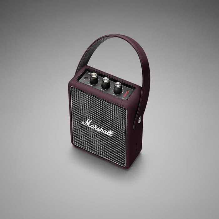 Foto Produk Speaker Portable Marshall Stockwell II - Hitam dari lapak item