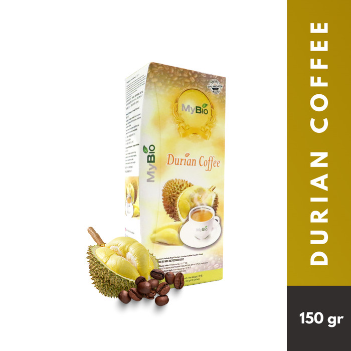 Foto Produk MyBio Kopi Durian dari Exotico Indonesia