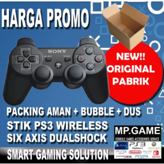 Foto Produk Stick PS3 OP Support PC/LAPTOP dari MPGAME