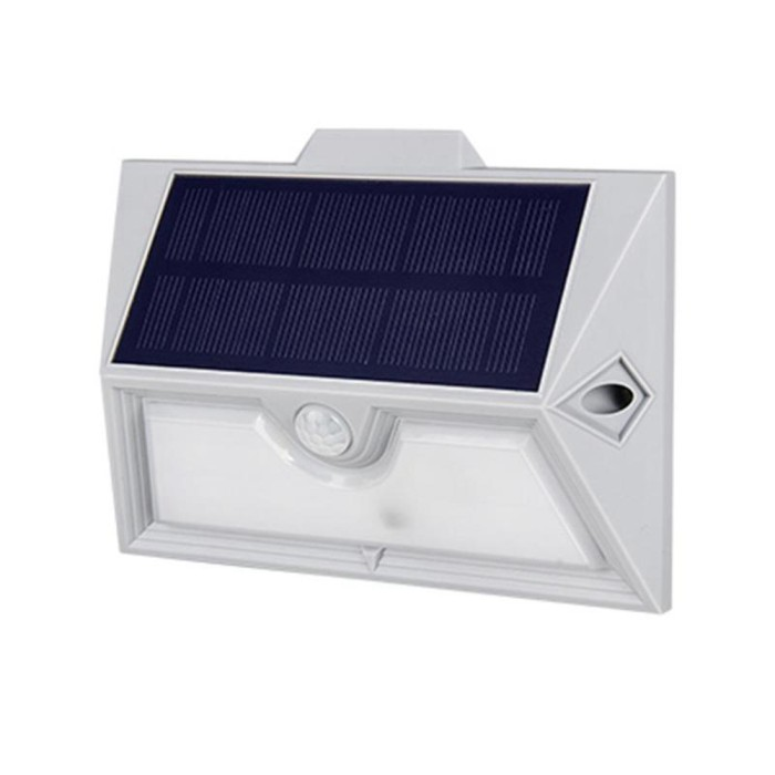 Jual Sale 9 Led Solar Light Pir Motion Sensor Remote Control Outdoor Jakarta Utara Moka Fashion Tokopedia