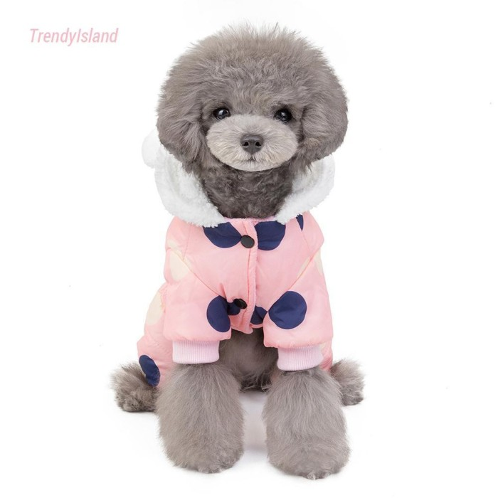Jual Nice Tre Available Pet Puppy Dog Cat Warm Clothes Bigger Dot Kab Bogor Halycon Shop Tokopedia