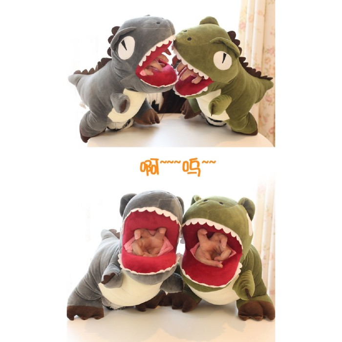 Aurora Monkey Stuffed Animal, Jual Spot 40cm Cute Dinosaur Pillow Plush Toy Jurassic World Jakarta Pusat Rivalmen Tokopedia