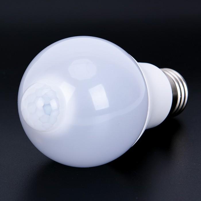 Jual Tcid Dusk To Dawn Light Bulb Day Night Light Motion Sensor Lamp For Jakarta Barat Pokok Apik Tokopedia