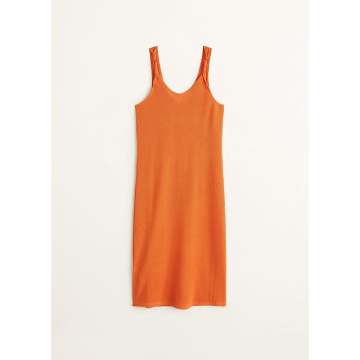 Foto Produk MANGO - DRESS RUSI - ORANYE, S dari Mango Outlet
