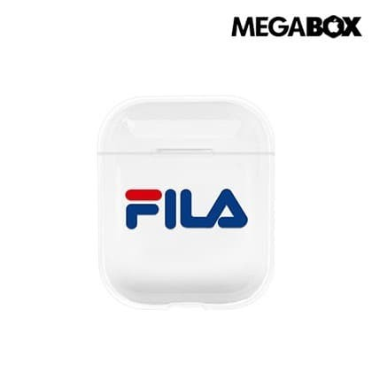 jual fila logo airpods case clear 1 2 gen casing transparan kota bekasi megabox jakarta tokopedia tokopedia