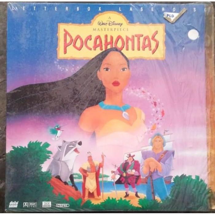 Jual Pocahontas 1995 Walt Disney Jakarta Selatan Berkah Klasik Tokopedia