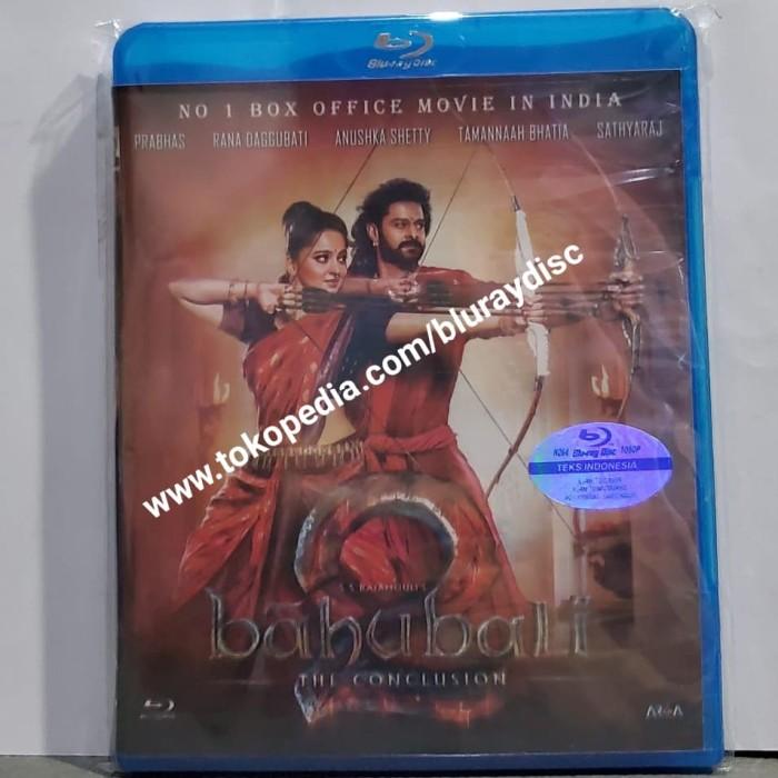 Jual Film Bluray Bahubali 2 The Conclusion 2017 Jakarta Pusat Bluray Disc Tokopedia