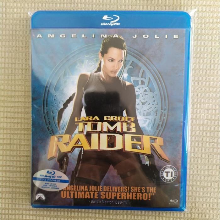 Jual Bluray Lara Croft Tomb Raider 2001 Jakarta Pusat Bluraydvd Tokopedia